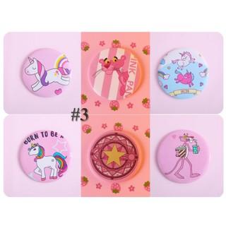 Gương mini hình thú dễ thương thumbnail