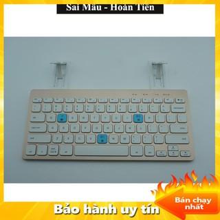Bàn Phím Bluetooth Điện Thoại, bàn phím rời Máy Tính Bảng Bluetooth Bow HB191A cao cấp Freeship Bảo hành 1 đổi 1 thumbnail