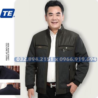 áo khoác nam trung tuổi💖FREESHIP💖Áo khoác nam trung niên nhiều mẫu lựa chọn cực kì dày dặn tặng bố