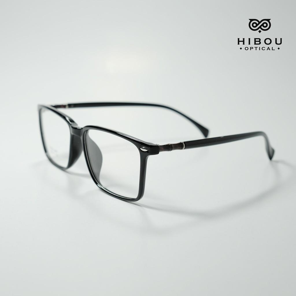 [Full phụ kiện] Gọng vuông thời trang GD8087 bền bỉ, lắp được mắt cận loạn viễn