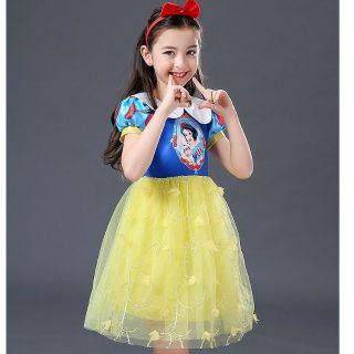 Đầm công chúa Bạch Tuyết mẫu mới 2019