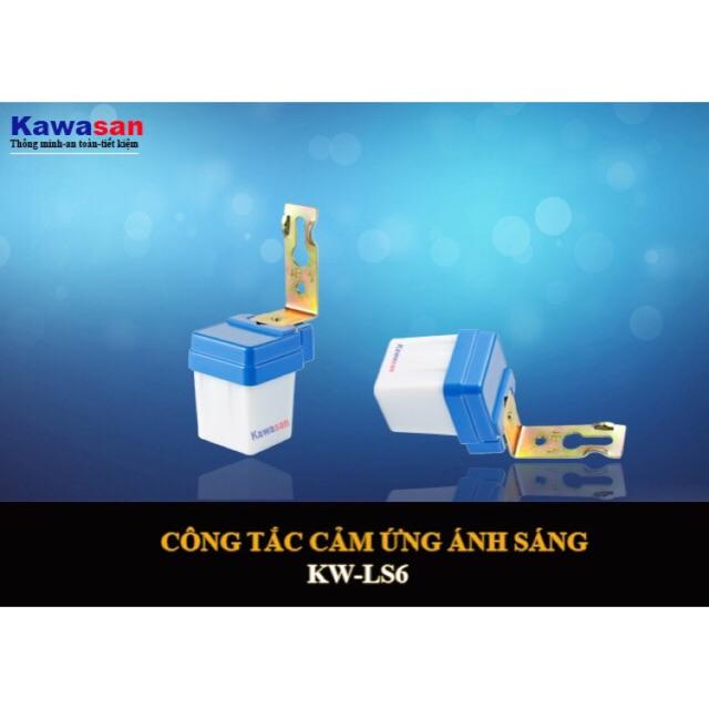 [SALE 10%] Công tắc cảm ứng ánh sáng Kawasan KW-LS6