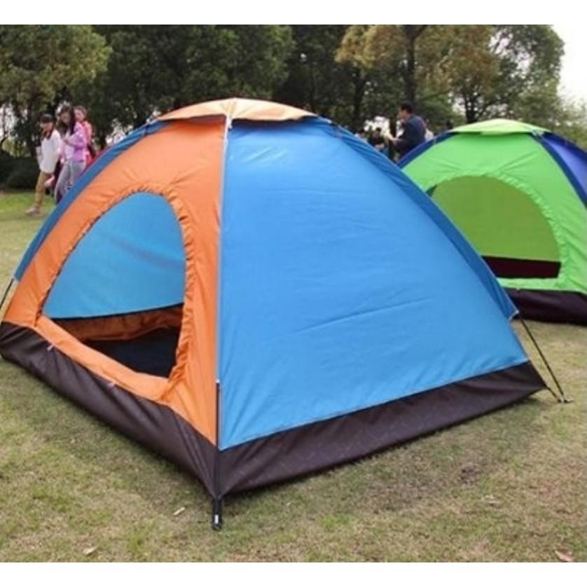 Lều cắm trại 4 người du lịch đi dã ngoại
