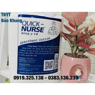 Bông gòn y tế Quick-Nurse 500kg thumbnail