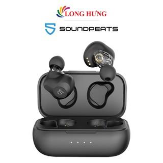 Tai nghe Bluetooth True Wireless Soundpeats Truengine SE - Hàng chính hãng
