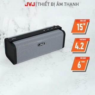 Loa Bluetooth JVJ S311 mini không dây Hỗ Trợ Cắm Thẻ Nhớ, Usb và Jack 3.5mm Nghe Nhạc Hay âm thanh chất lượng,Bh 6 Tháng