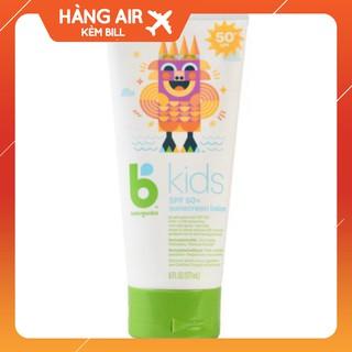 Kem chống nắng cho trẻ em Babyganics Kids SPF 50+ Sunscreen Lotion 177ml thumbnail