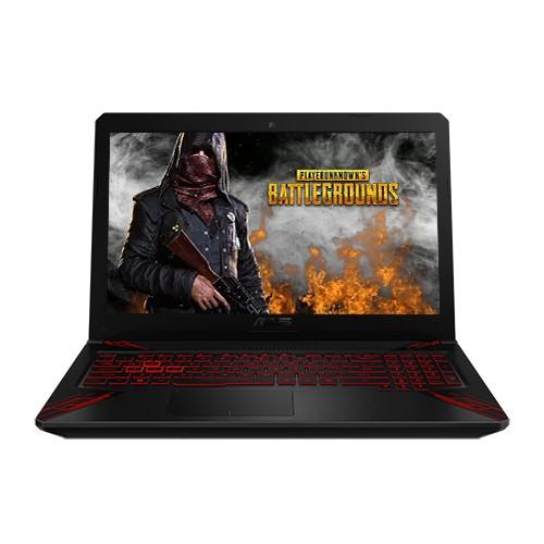 [Trả góp 0%] Laptop ASUS TUF Gaming FX504GE-E4138T i5-8300H, 15 6 inch Full  HD- Hàng chính hãng