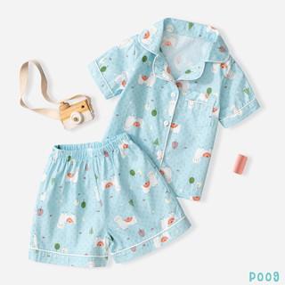 Bộ Pijama Cho Bé 5 Màu Họa Tiết Đáng Yêu BELLO LAND thumbnail