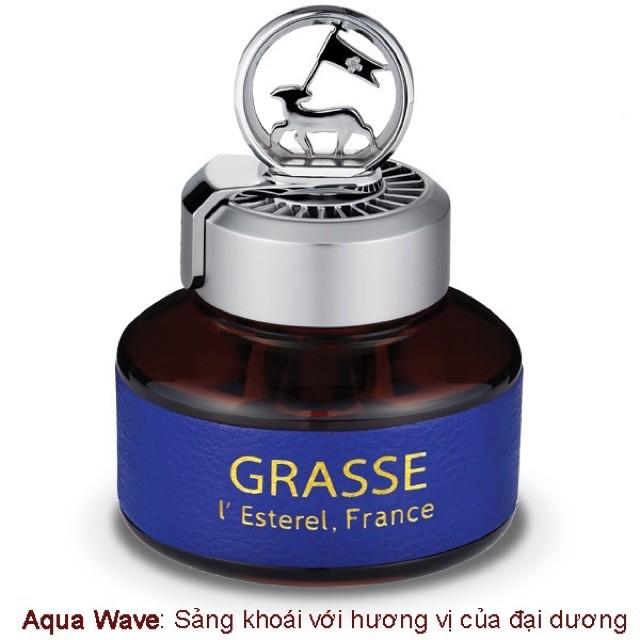 Nước hoa ô tô, xe hơi Grasse, chuẩn hãng BullSone - Hàn Quốc