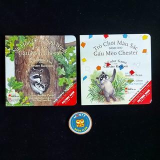 Sách - Combo Nụ Hôn Trên Bàn Tay 2c board books (bìa cứng -lẻ cuốn) thumbnail