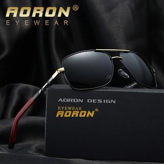 Kính mát nam phân cực cao cấp AORON 8724 – NVfashion