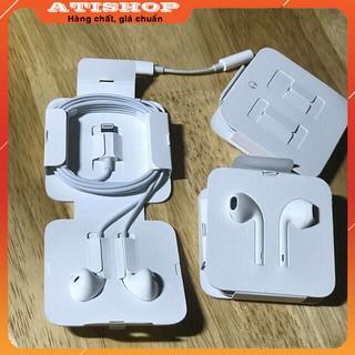 Tai Nghe iPhone X / Xr /Xsmax/ 7/ 8 Plus  nghe êm có mic đàm thoại tự kết nối bluetooth sử dụng iphone