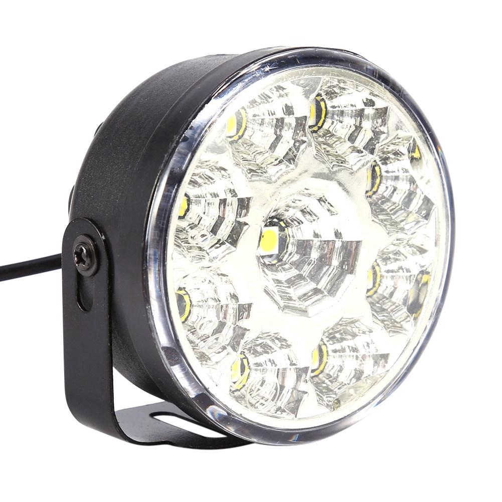Bộ 2 đèn LED 9 bóng SMD DRL chiếu sáng trong điều kiện sương mù đường kính 7cm kèm phụ kiện lắp đặt cho xe hơi - 13864559 , 2382753839 , 322_2382753839 , 135000 , Bo-2-den-LED-9-bong-SMD-DRL-chieu-sang-trong-dieu-kien-suong-mu-duong-kinh-7cm-kem-phu-kien-lap-dat-cho-xe-hoi-322_2382753839 , shopee.vn , Bộ 2 đèn LED 9 bóng SMD DRL chiếu sáng trong điều kiện sương