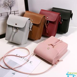 Túi ví đeo vai nữ mini Yooh YH29 kiểu dáng Hàn Quốc dễ thương đựng tiền ví điện thoại mỹ phẩm thumbnail