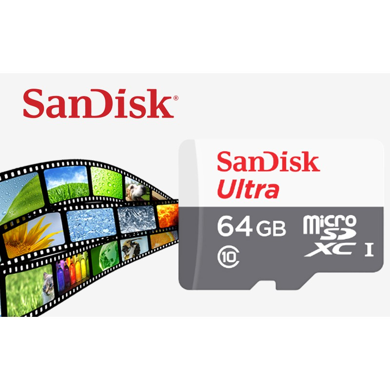 Thẻ nhớ Sandisk Micro SDXC 64G Ultra 64GB {80Mb/s} - BH 5 năm - 3274676 , 1316721790 , 322_1316721790 , 600000 , The-nho-Sandisk-Micro-SDXC-64G-Ultra-64GB-80Mb-s-BH-5-nam-322_1316721790 , shopee.vn , Thẻ nhớ Sandisk Micro SDXC 64G Ultra 64GB {80Mb/s} - BH 5 năm
