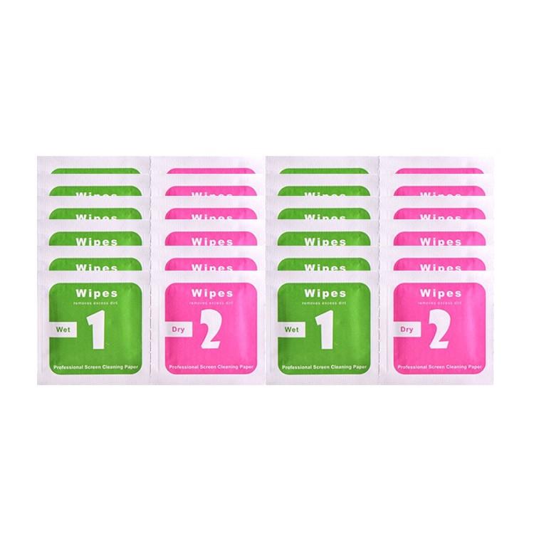 Giấy Lau 1 2 Cho Kính Cường Lực iphone 5/5s/6/6s/7/7plus/8/8plus/plus/x/xr/xs/11/12/pro/max/Shin Case/Ốp lưng iphone