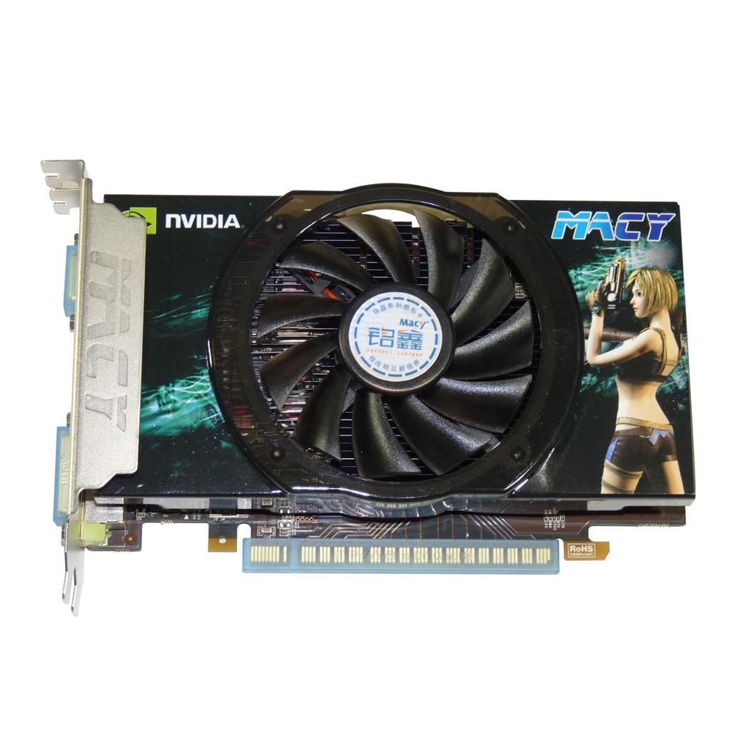 Card màn hình Macy GeForce GT 630 (GT630N-1GBD3)
