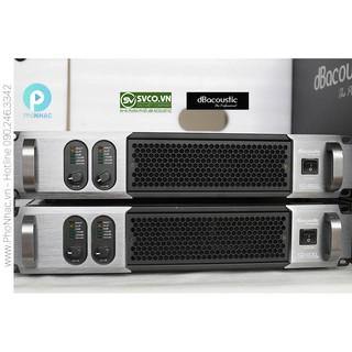 Cục Đẩy dB Acoustic KD500, Cục đẩy công suất 2 kênh thumbnail