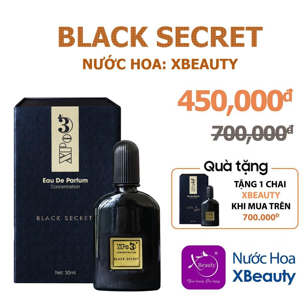 Nước hoa Nam Nữ XBeauty XPo3 (Có 10 Mùi) - Mua ngay Flash Sale giá ưu đãi