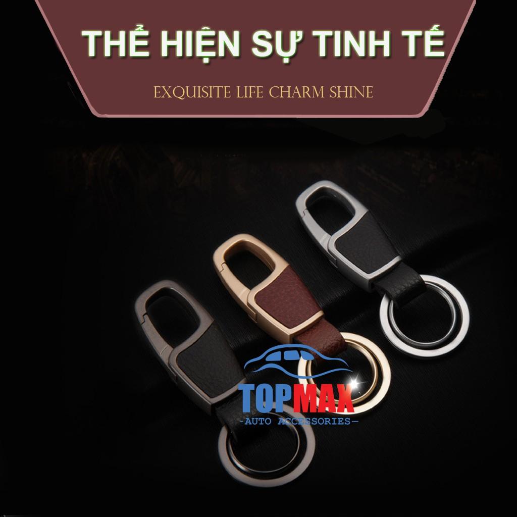Móc Khóa xe Jonbon Hợp Kim Cao Cấp - JOBON TM01
