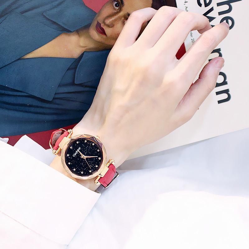 Đồng hồ nam nữ Candycat đeo tay thời trang cực đẹp DH21