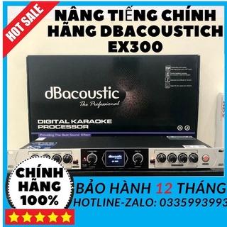 Nâng tiếng chính hãng Dbacoustic Ex300, nang tieng ex 300.( tặng 2 dây canon kết nối) thumbnail