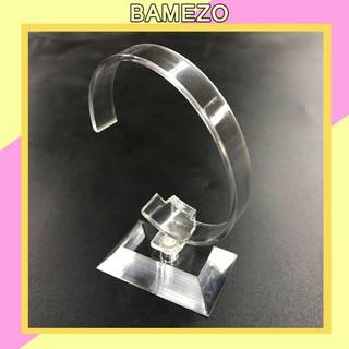 Giá đỡ trưng bày đồng hồ Bamezo dụng cụ treo đồng hồ đeo tay gọng dẻo DT01 thumbnail