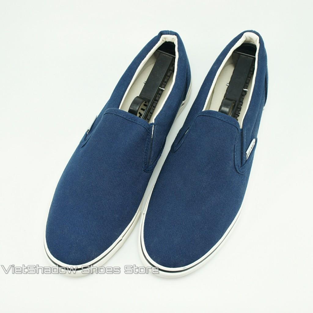 Slip on | Giày lười vải nam dáng classic - Mã SP 177-xanh - 10006519 , 458345391 , 322_458345391 , 210000 , Slip-on-Giay-luoi-vai-nam-dang-classic-Ma-SP-177-xanh-322_458345391 , shopee.vn , Slip on | Giày lười vải nam dáng classic - Mã SP 177-xanh