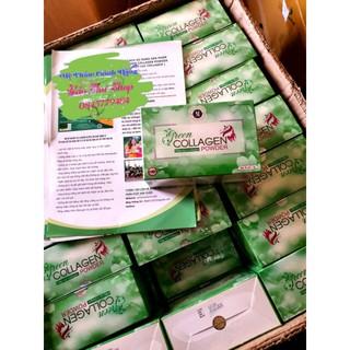 Diệp Lục Collagen – Hộp 30 gói (chính hãng công ty)