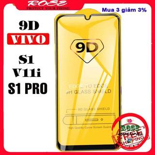 Kính Cường Lực ViVo S1 S1 PRO V11i full màn hình- 9D-9H thumbnail