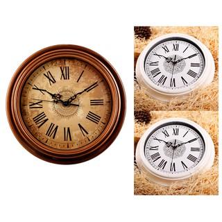 Đồng hồ treo tường phong cách Châu Âu - Tân Cổ Điển✌️