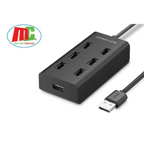 Bảng giá Hub USB 2.0 7 Cổng Ugreen 30374 - Hàng Phong Vũ