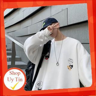Áo Sweater Dáng Rộng Cổ Tròn Cá Tính Dành Cho Nam Liên hệ mua hàng 084.209.1989