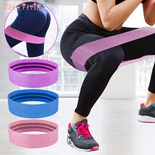 ✨♐✨ Hip Resistance Bands Fitness Loop Elastic Exercise Yoga Booty Butt Anti-slip Bands
