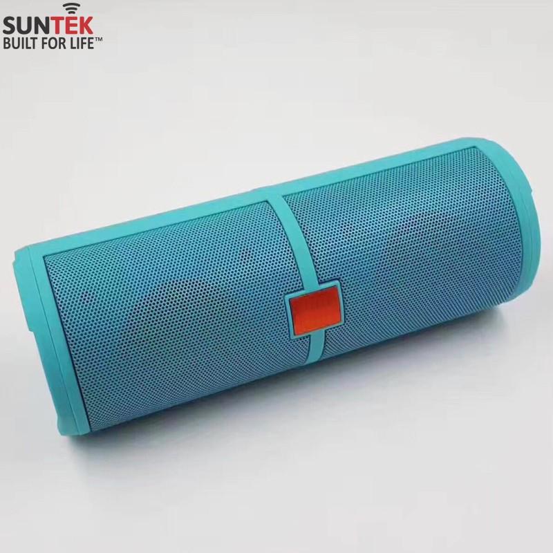 Loa Bluetooth SUNTEK S10 (Xanh ngọc) + Tặng củ sạc USB