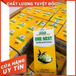 Siro yến sào one nest dành cho bé biếng ăn