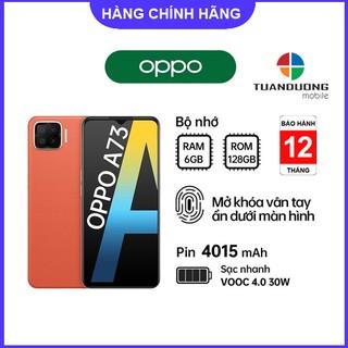 Điện Thoại OPPO A73 2020 (6GB/128GB) - Hàng Mới Nguyên Hộp - Bảo  Hành Chính Hãng OPPO Toàn Quốc