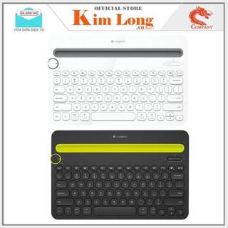 Bàn phím Logitech K480 Không Dây-Kết nối cùng lúc 3 thiết bị
