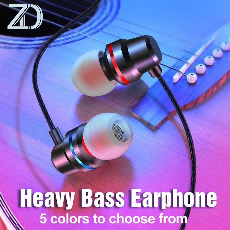 Tai nghe nhét tai đầu cắm 3.5mm cho iPhone / Xiaomi