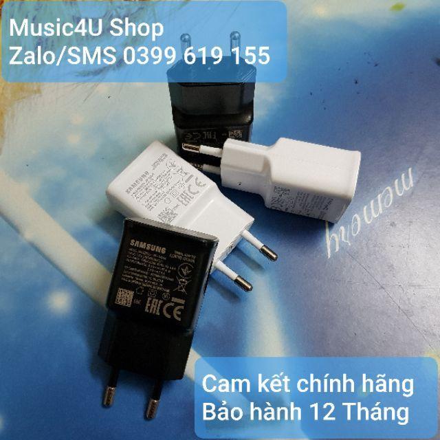 Củ sạc nhanh Samsung EP-TA200 15W cho các dòng S và Note [Music4U]