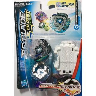 Con quay Hasbro Beyblade Burst Turbo SwitchStrike Doomscizor D3