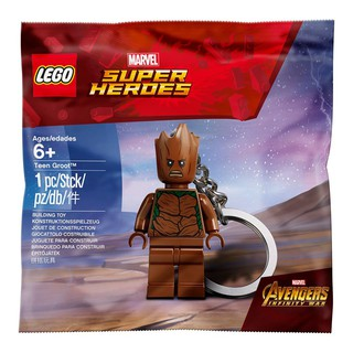 Móc Khoá Lego – Teen Groot