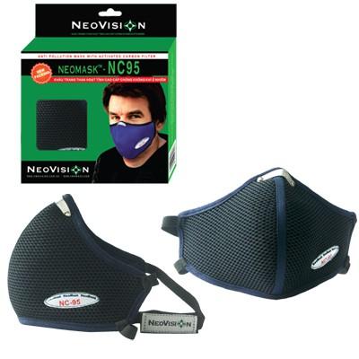 Khẩu trang than hoạt tính Neo Vision NC95
