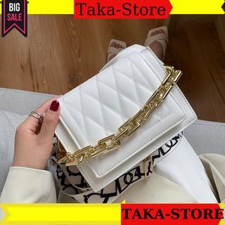 [HÀNG QUẢNG CHÂU]Túi đeo chéo nữ thời trang hàn quốc cao cấp loai 1 TAKASTORE-TX067727