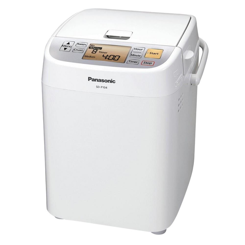 Máy làm bánh mì Panasonic SD-P104WRA - 2860803 , 572103829 , 322_572103829 , 5600000 , May-lam-banh-mi-Panasonic-SD-P104WRA-322_572103829 , shopee.vn , Máy làm bánh mì Panasonic SD-P104WRA