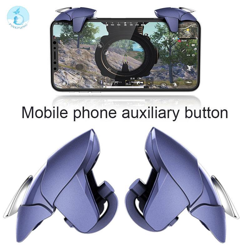 Cặp nút bấm hỗ trợ chơi game điện thoại tiện dụng