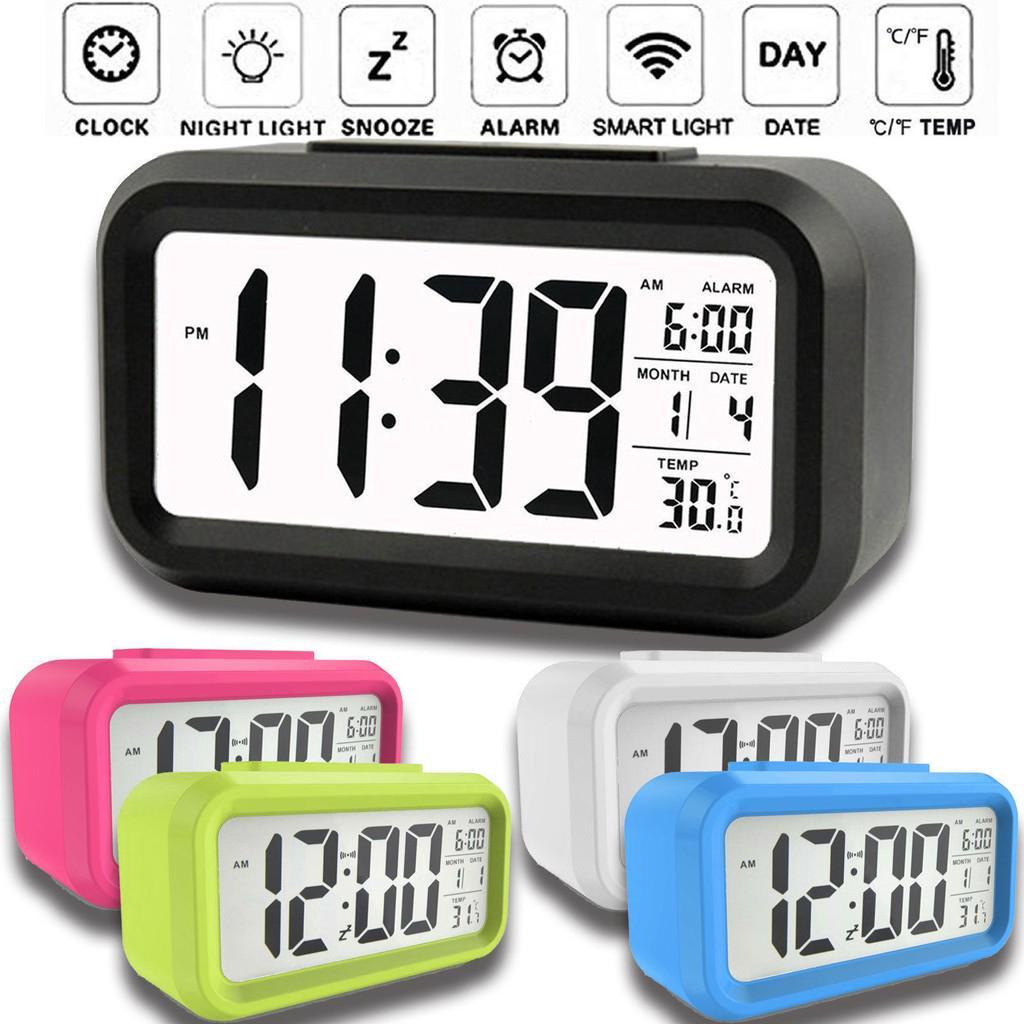 Đồng hồ báo thức kĩ thuật số thông minh