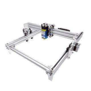 Máy khắc hình cnc mini lazer 3000mw HV-200591D