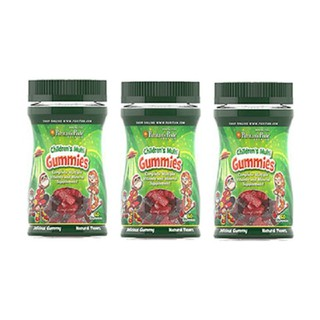 Viên nhai Vitamin va khoa ng châ t vi hoa qua cho trẻ puritan s pride Children s Multivitamins Gummies 60 viên 7